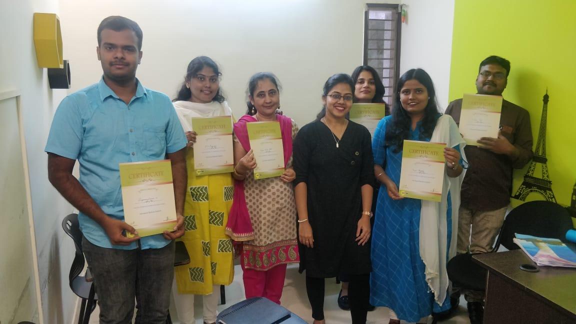 Advanced English classes in Marathahalli
