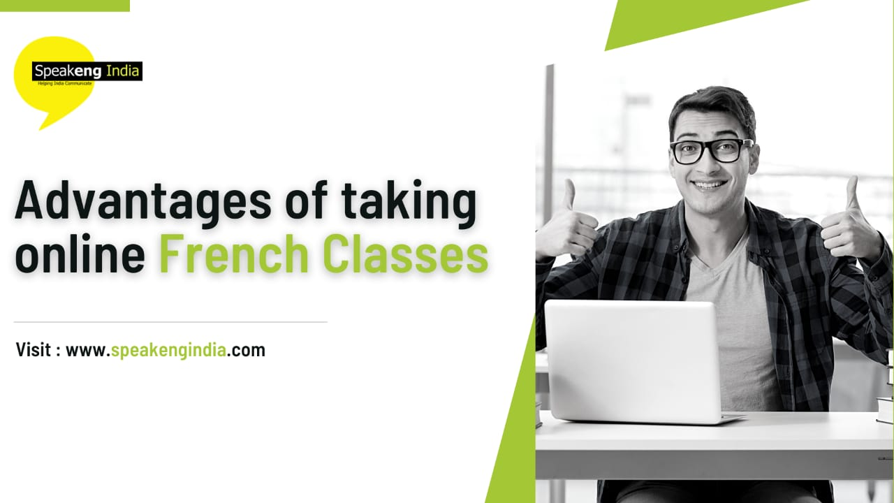 Read more about the article Advantages of taking online French classes