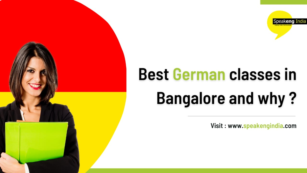 Read more about the article Best German classes in Bangalore and why ?