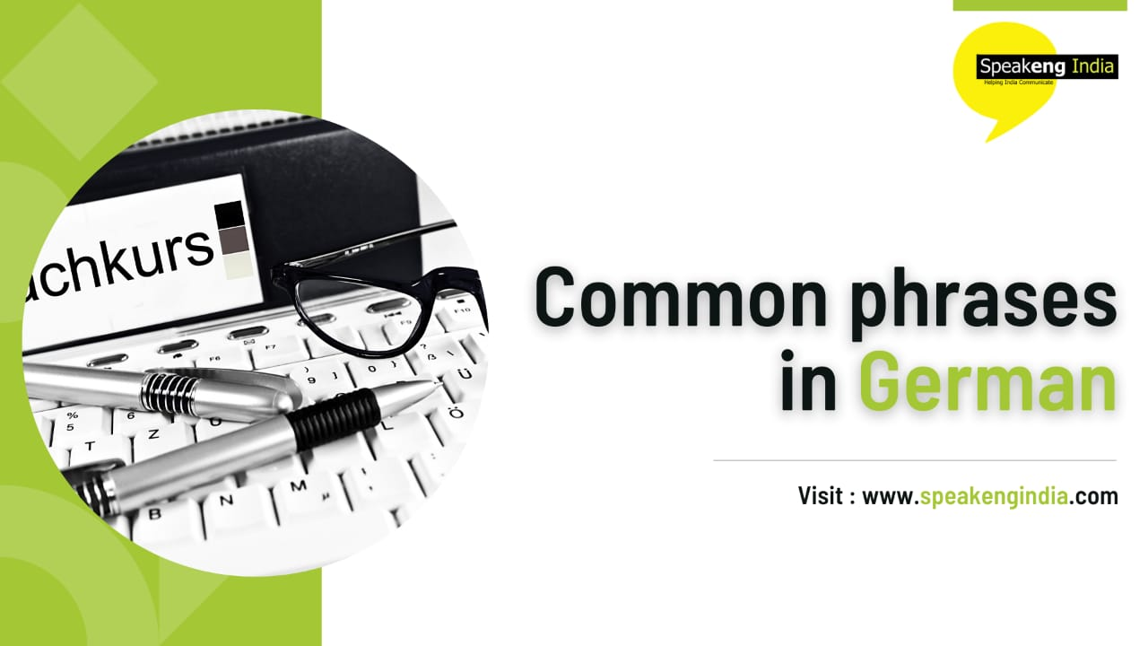 Read more about the article Common phrases in the German language