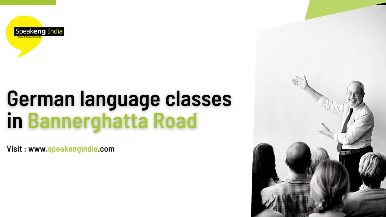 Read more about the article German language classes in Bannergatta road