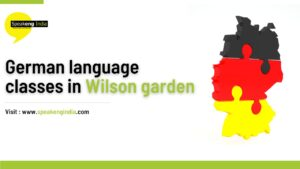Read more about the article German language classes in Wilson Garden